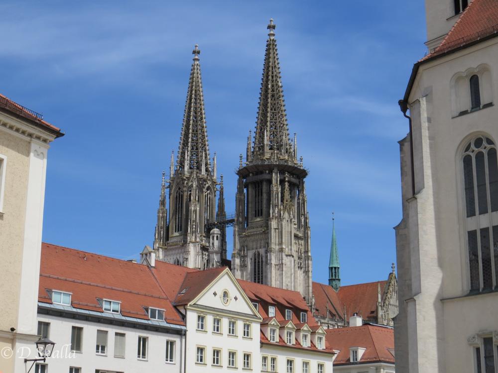 Stadtbummel durch Regensburg